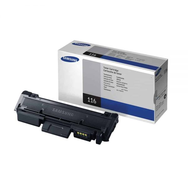 Toner original Samsung MLT-D116S pt. SL-M2675F, 1200 pag, negru
