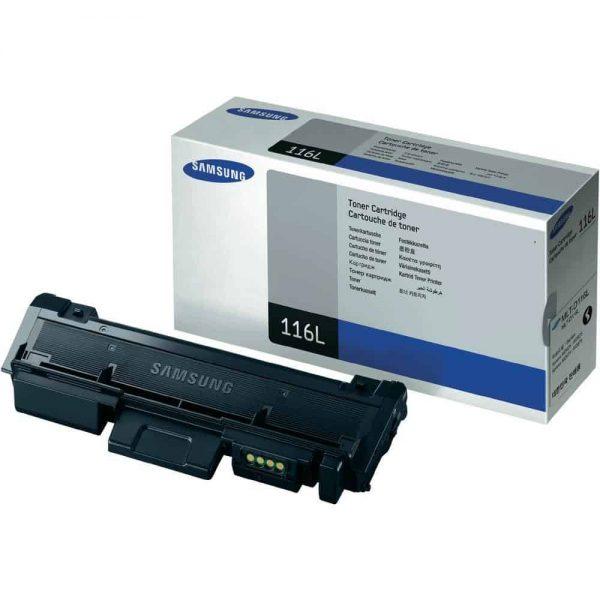 Toner original Samsung MLT-D116L pt. SL-M2675F, 3000 pag, negru