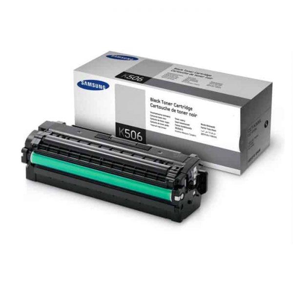 Toner original Samsung negru CLT-K506L/SU171A pt CLP-680ND