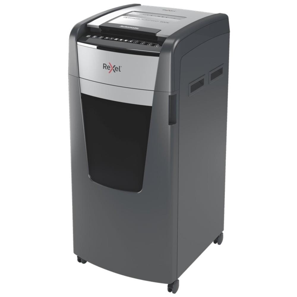 Distrugatorul automat pentru documente Rexel Optimum AutoFeed+ 600X