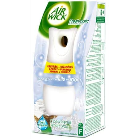 Odorizant electric Air wick + rezerva 250 ml