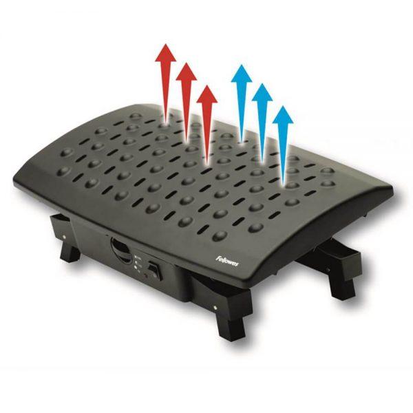 Suport ergonomic pentru picioare climate control Fellowes