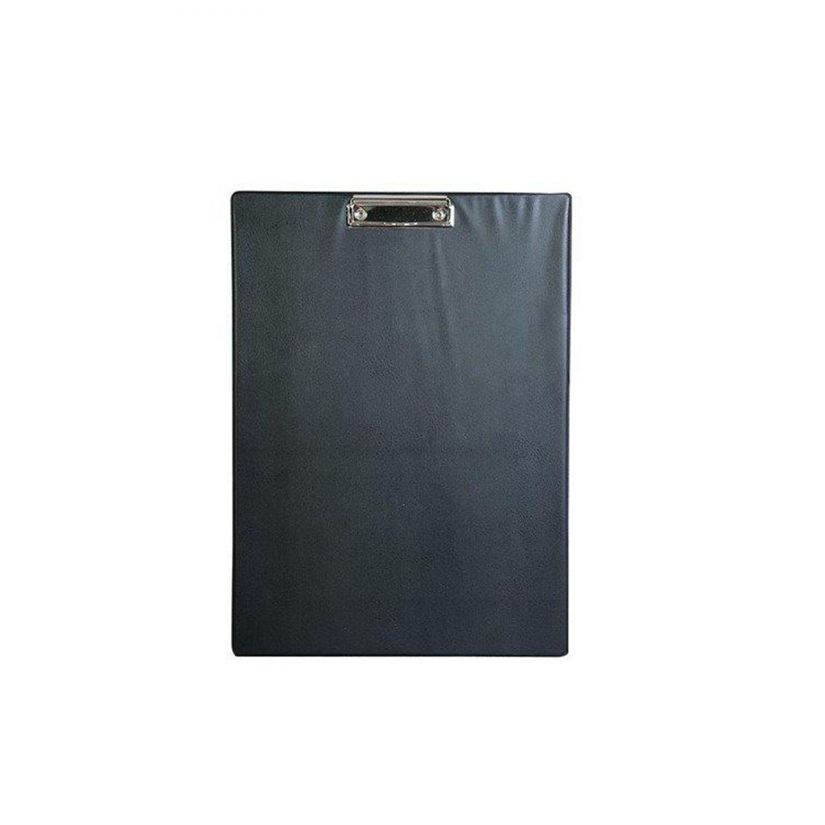 Clipboard simplu A3 - portrait, plastifiat PVC, ALCO - negru