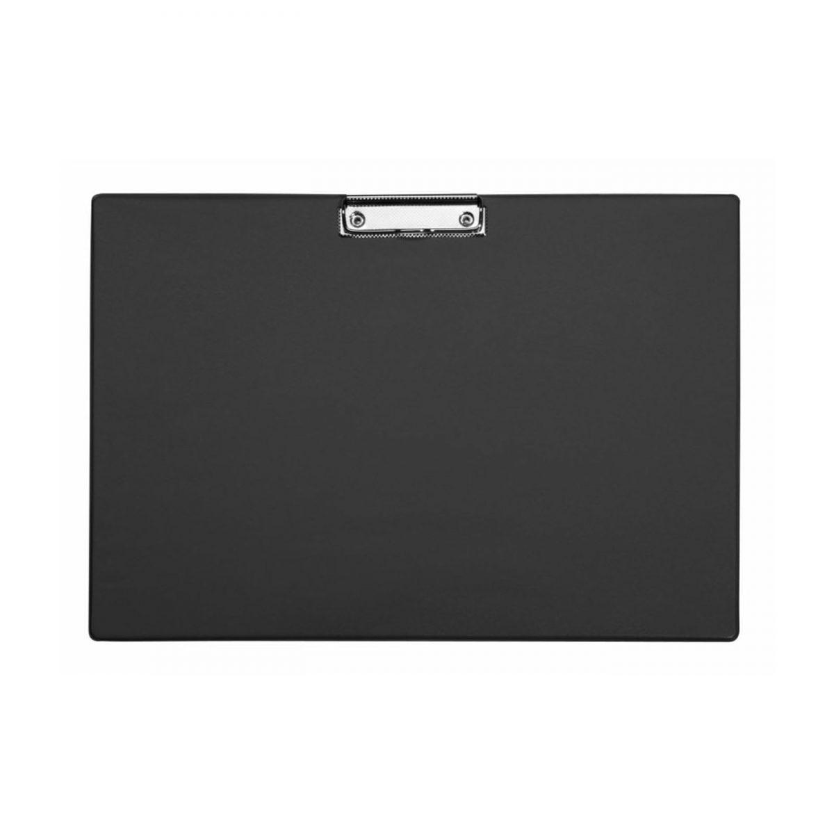 Clipboard simplu A3 - landscape, plastifiat PVC, ALCO
