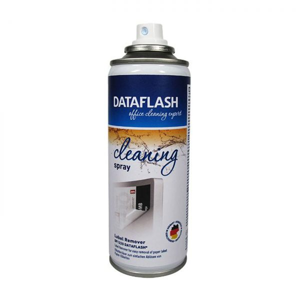 Spray curatare etichete, 200ml, DATA FLASH
