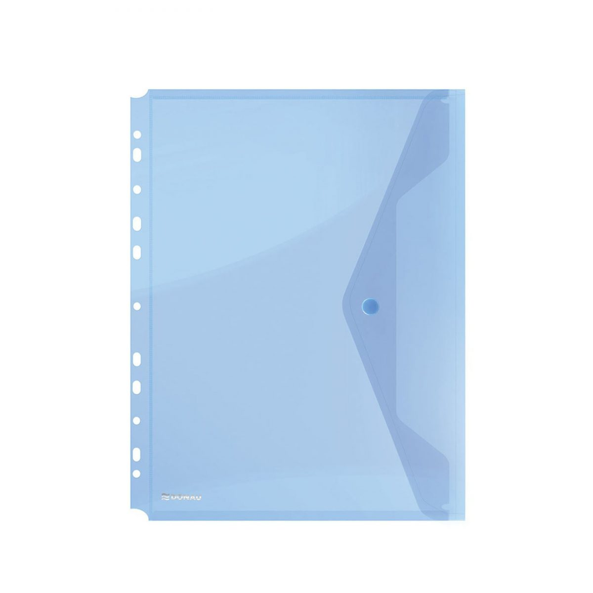 Mapa protectie cu capsa A4, 4/set, 200 microni, DONAU
