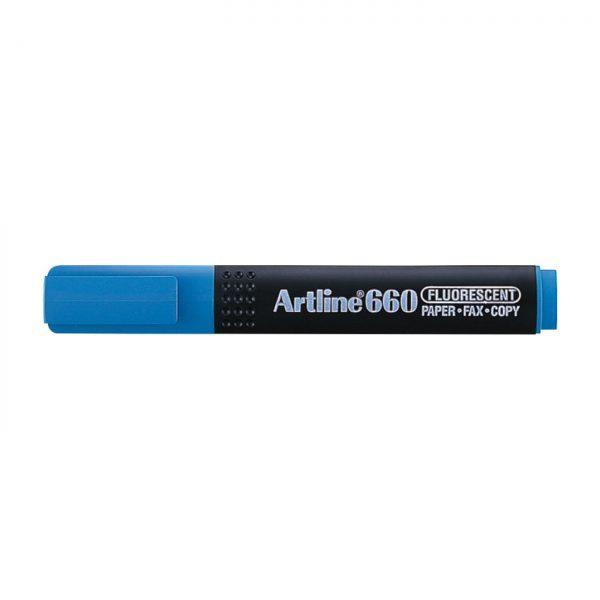 Textmarker varf tesit Artline 660, varf tesit 1.0-4.0mm