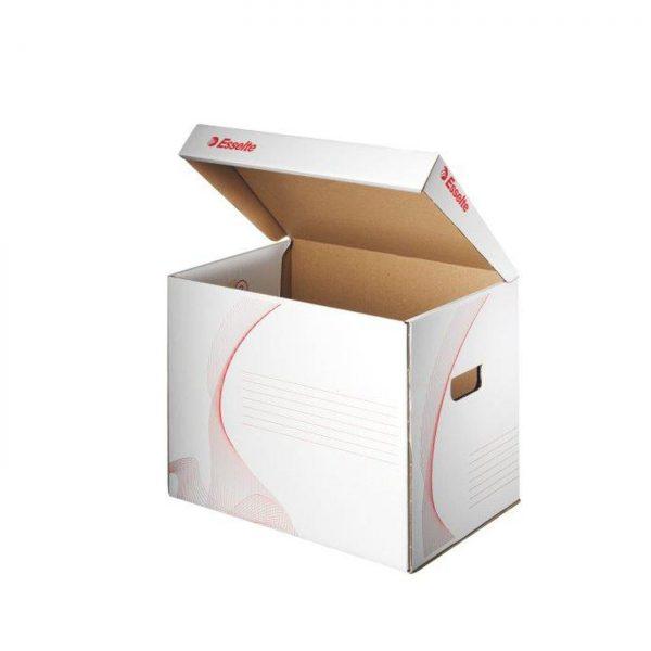Cutie pentru depozitare ESSELTE Standard, cu capac