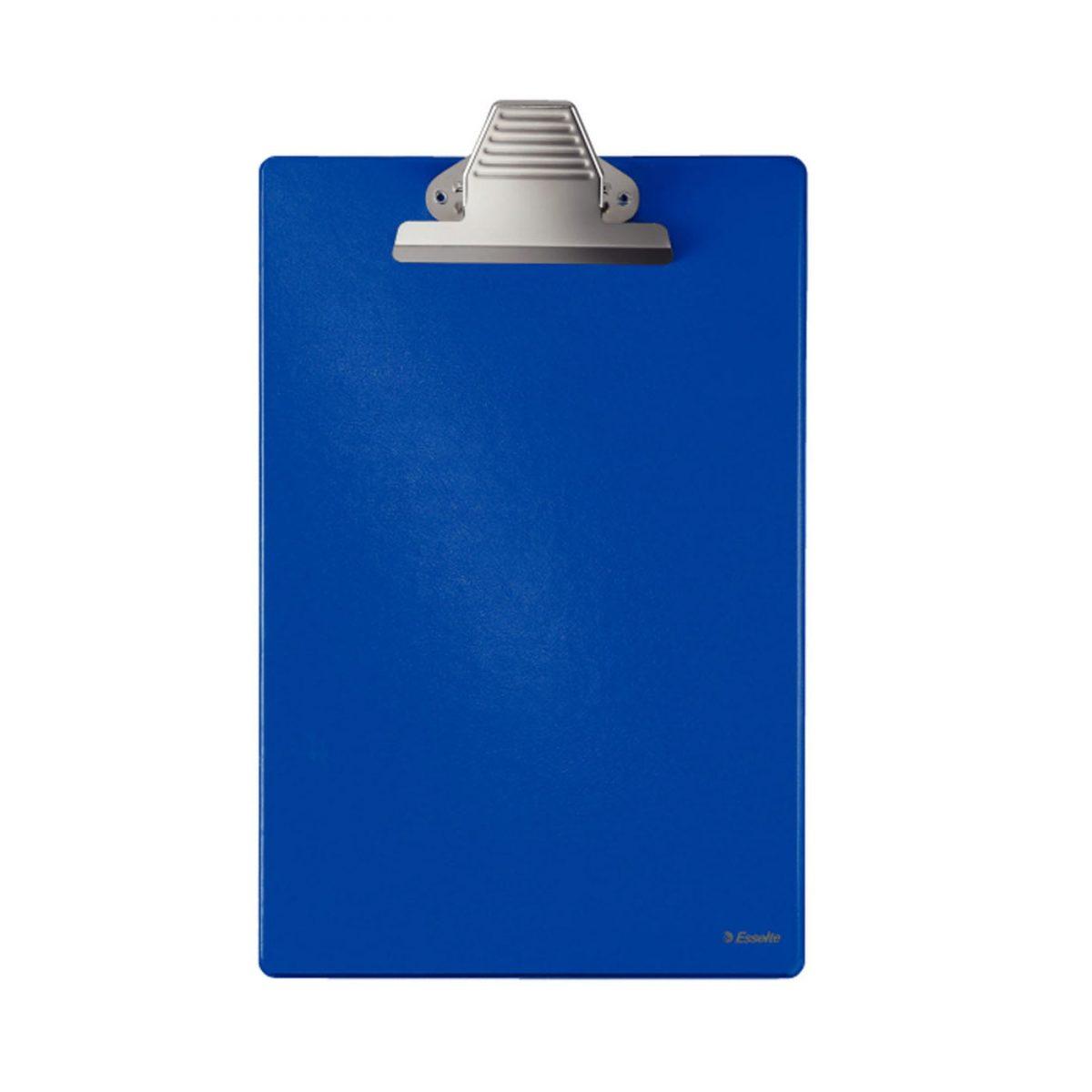 Clipboard ESSELTE Jumbo Maxi, PP - albastru