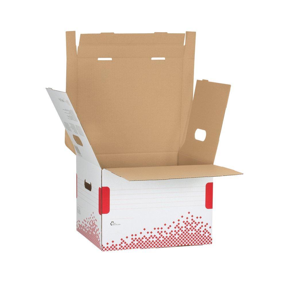 Container arhivare cutii ESSELTE Speedbox M