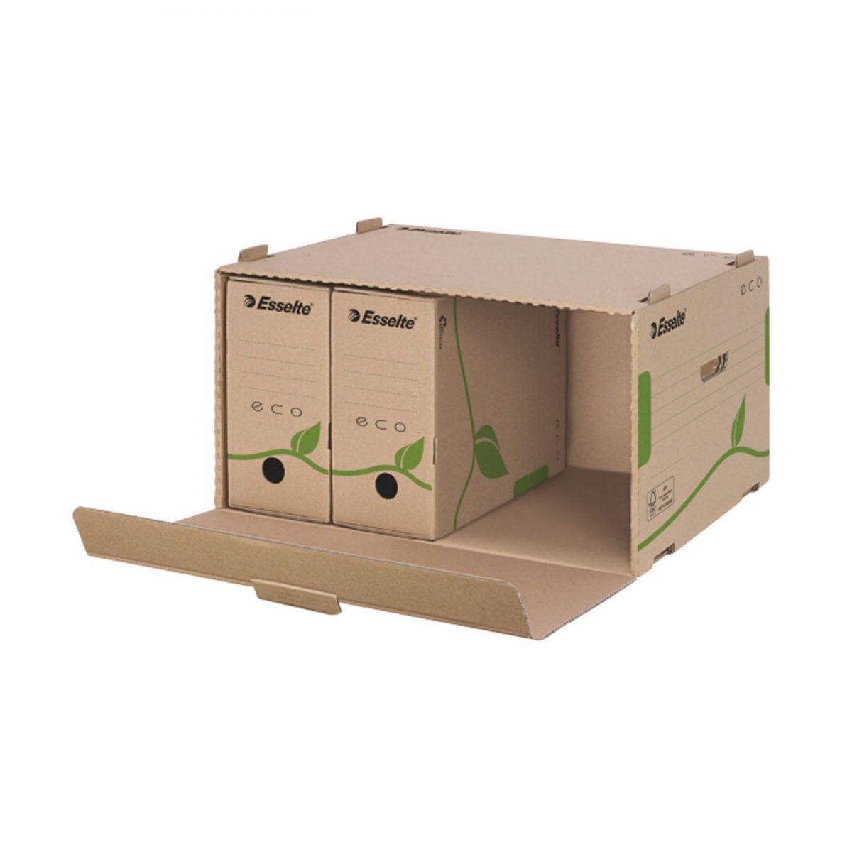 Container arhivare deschidere frontala ESSELTE Eco