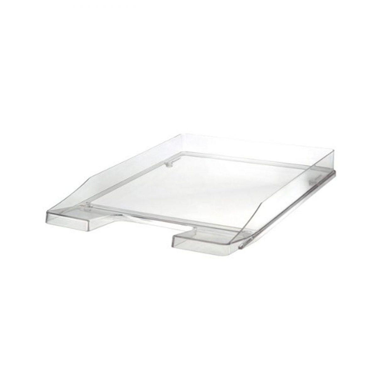 Tava documente slim HAN Junior - transparent cristal