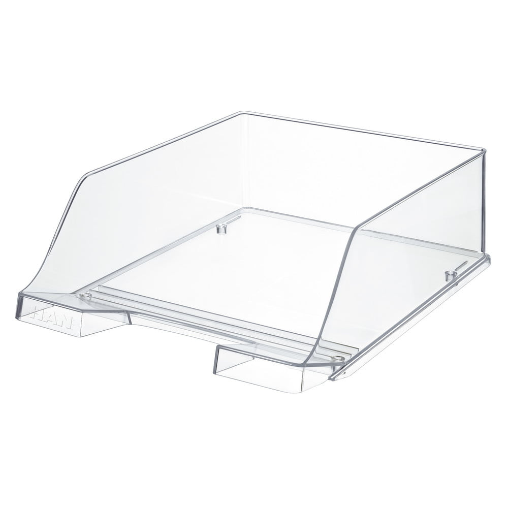 Tava documente HAN Klassik XXL - transparent cristal