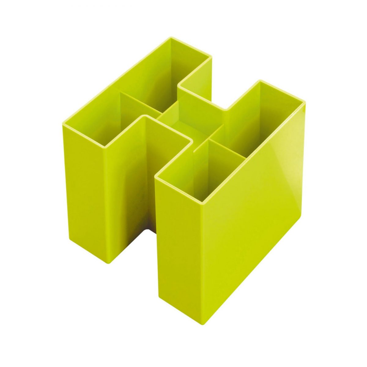Suport pentru instrumente de scris, HAN Bravo Trend-Colours - lemon
