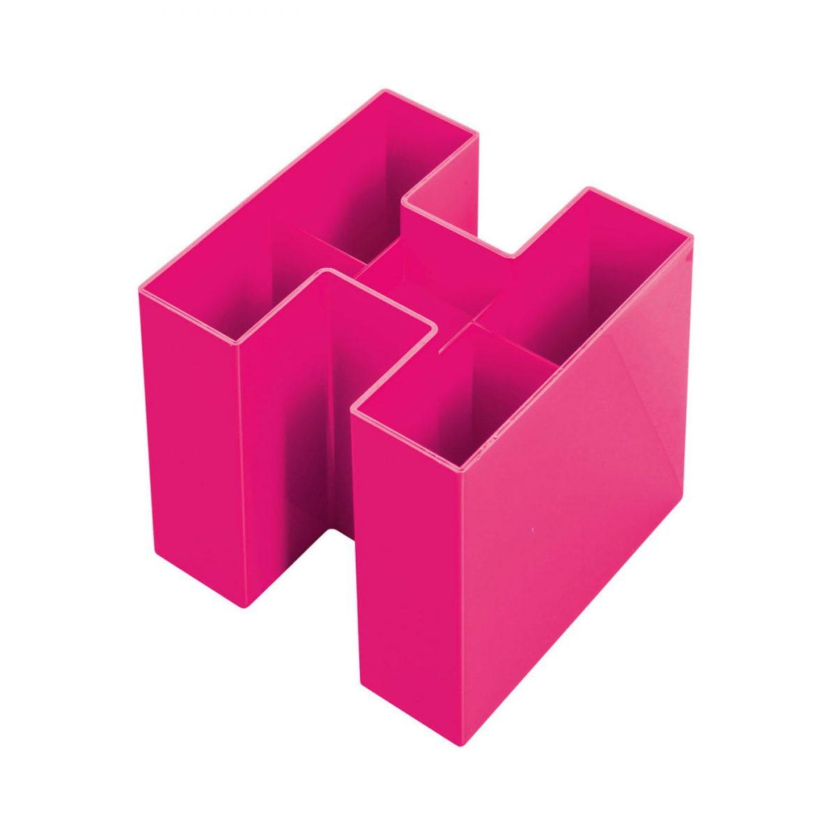 Suport pentru instrumente de scris, HAN Bravo Trend-Colours - roz