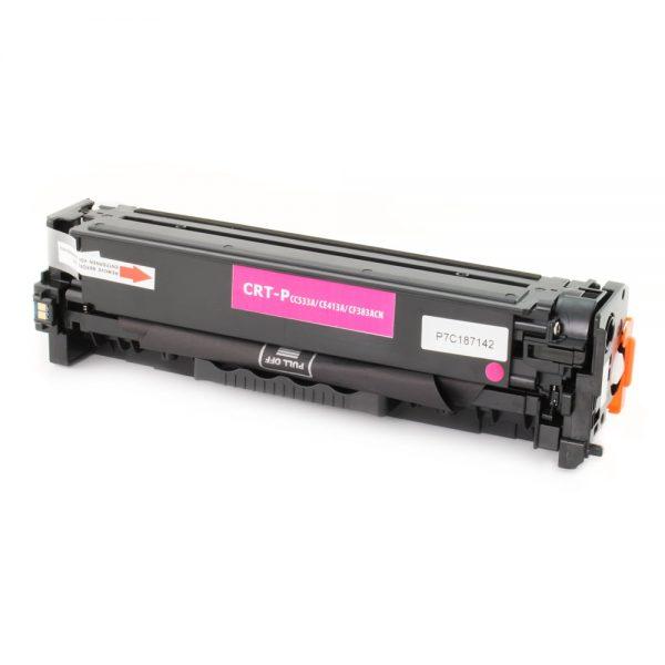 Toner compatibil CERTO NEW MAGENTA CC533/CE413/CF383 2,8K HP LASERJET CP2025