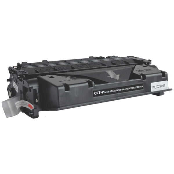 Toner compatibil CERTO NEW CF280X/CE505X/CRG-719H UNIV 6,9K HP LASERJET PRO 400 M401A