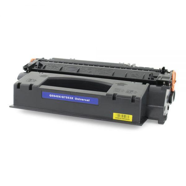 Toner compatibil Q5949X/Q7553X, 7K REDBOX HP LASERJET P2015