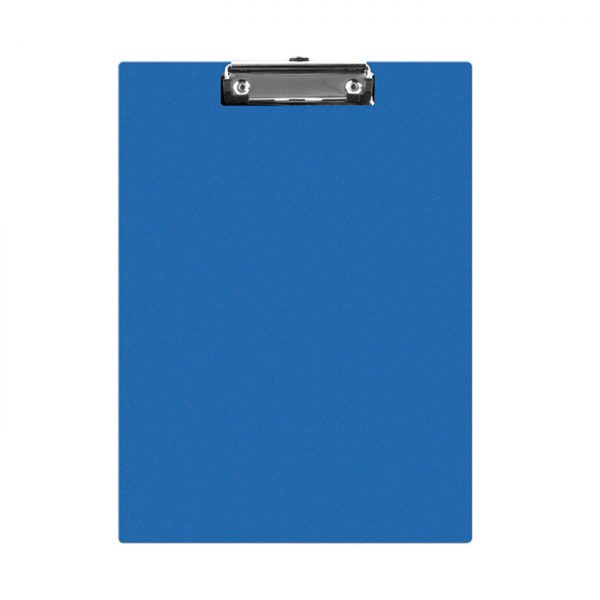 Clipboard simplu A5, plastifiat PVC, Q-Connect