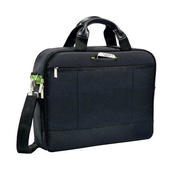 "Geanta LEITZ Complete pentru Laptop 15.6"" Smart Traveller - negru"