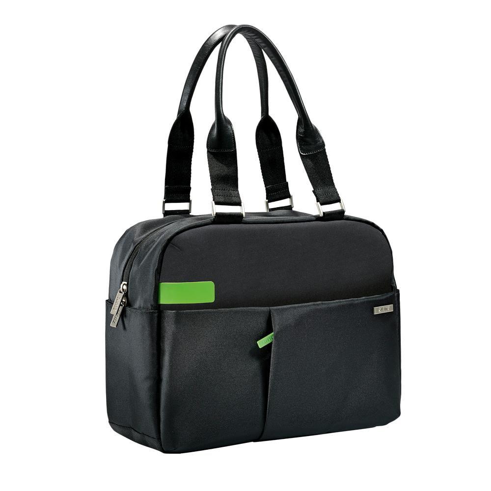 """Geanta LEITZ Complete Shopper 13,3"""" Smart Traveller - negru"""