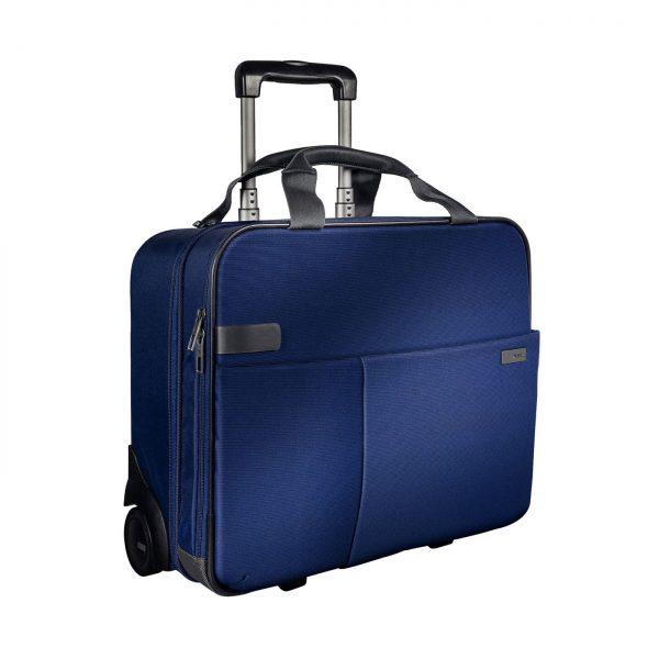 Geanta LEITZ Complete cu 2 rotile Smart Traveller