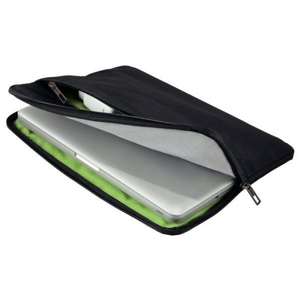 "Husa LEITZ Complete pentru Laptop 15,6"" Smart Traveller - negru"