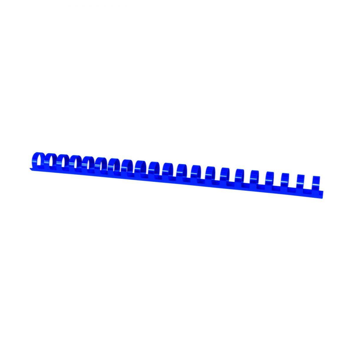 Inele plastic 16 mm, max 145 coli, 100buc/cut, Office Products
