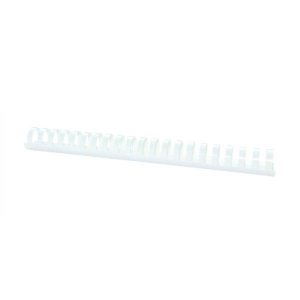 Inele plastic 28 mm, max 270 coli, 50buc/cut Fellowes