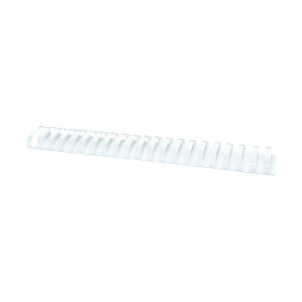Inele plastic 51 mm, max 500 coli, 50buc/cut Fellowes