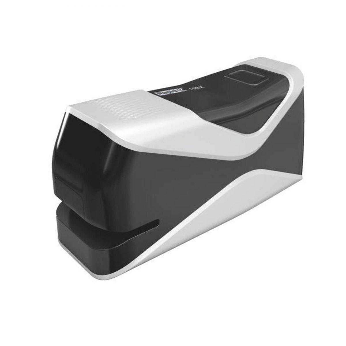 Capsator electric RAPID Fixativ Mobile 10BX, 10 coli - negru