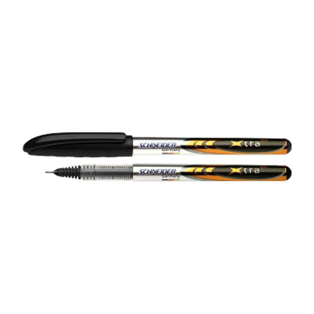 Roller cu cerneala SCHNEIDER Xtra 805, needle point 0.5mm