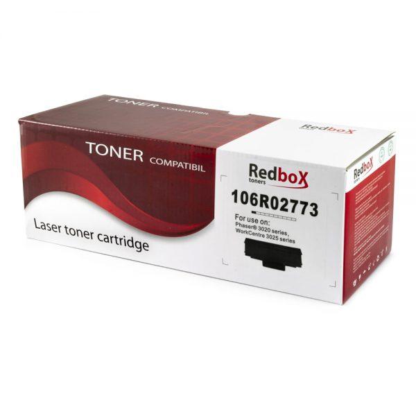 Toner compatibil REDBOX 106R02773 1,5K XEROX PHASER 3020