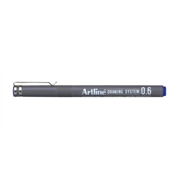 Marker pentru desen tehnic ARTLINE, varf fetru 0.6mm
