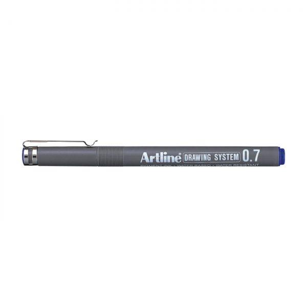 Marker pentru desen tehnic ARTLINE, varf fetru 0.7mm
