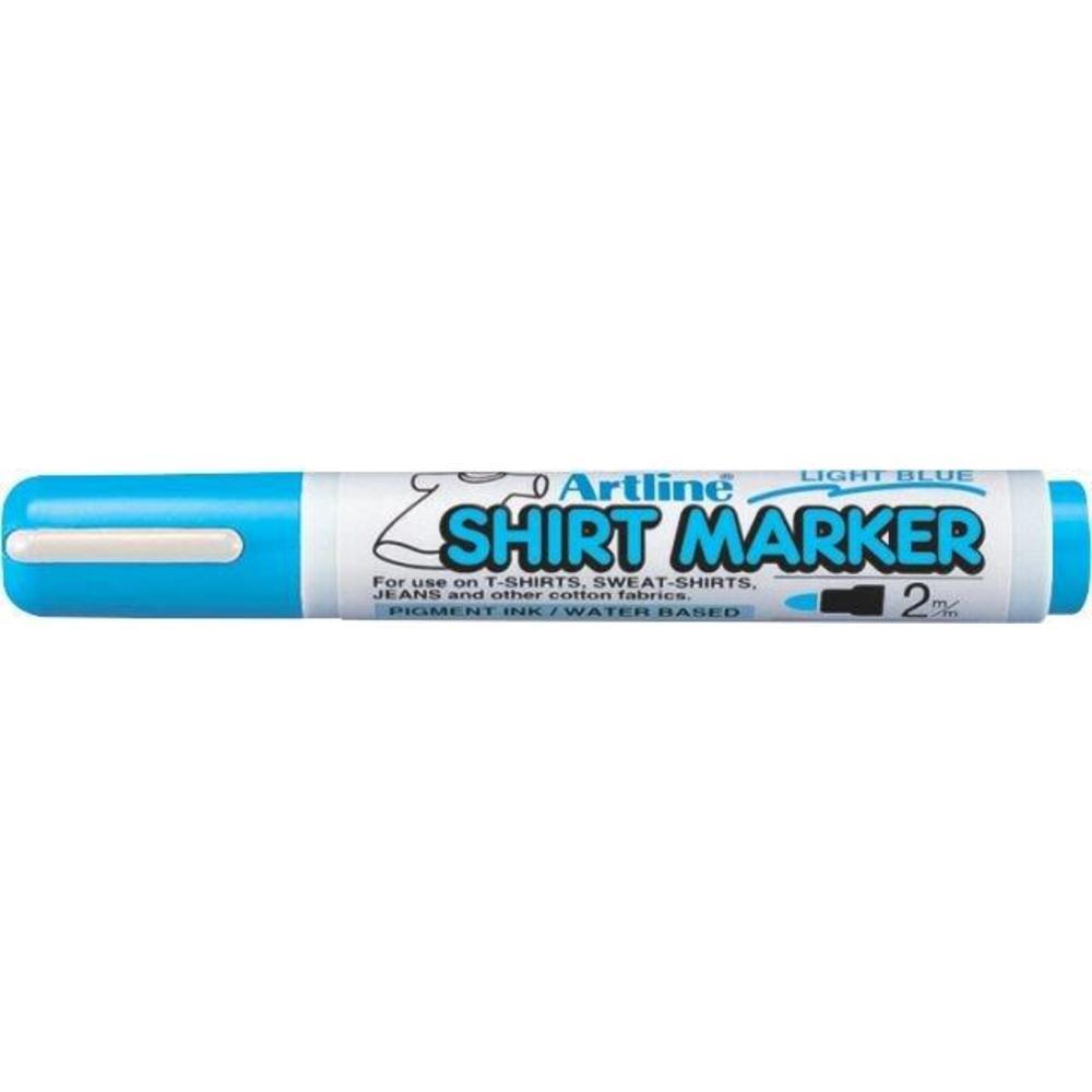 Marker pentru textile ARTLINE T-Shirt - bleu