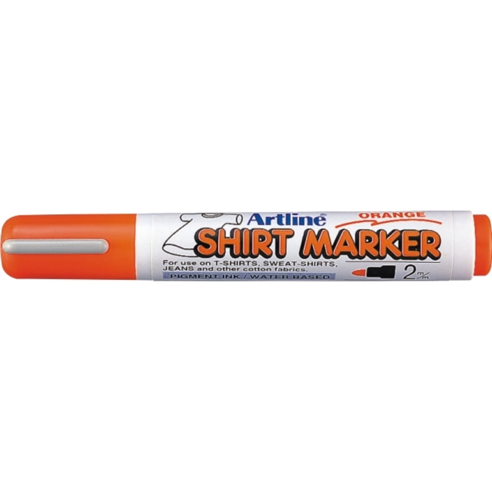 Marker pentru textile ARTLINE T-Shirt -  portocaliu
