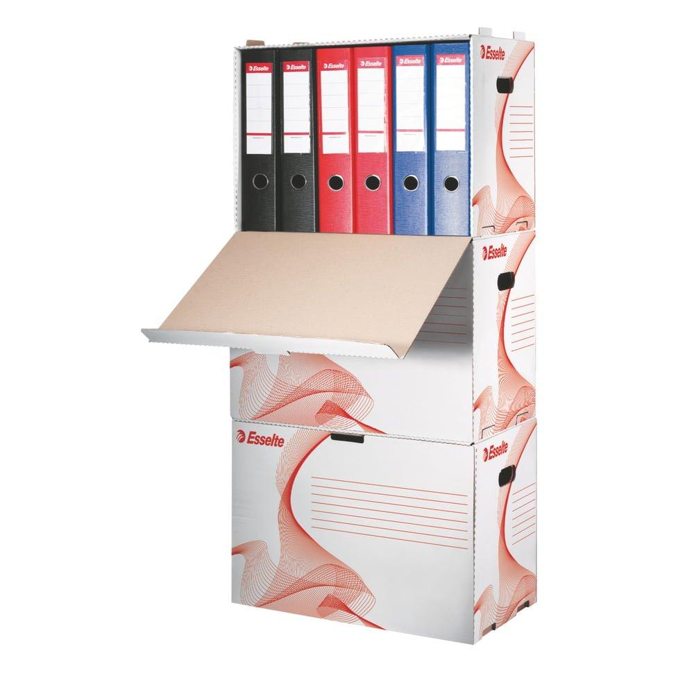 Container arhivare deschidere laterala ESSELTE Standard