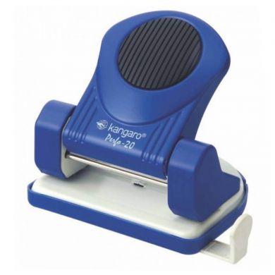 Perforator KANGARO Perfo20, albastru