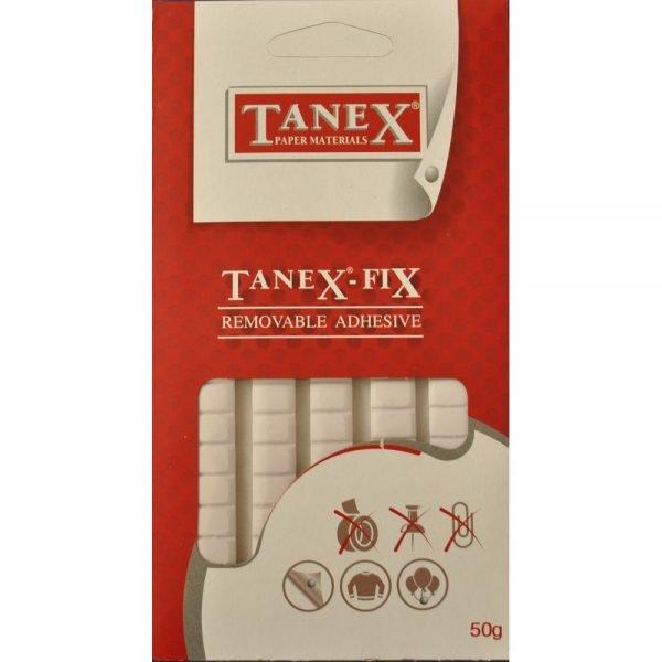 Pastile adezive nepermanente, 50gr, 85buc/set, Tanex Fix