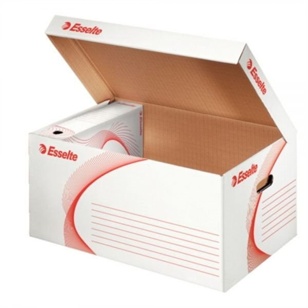 Container arhivare deschidere superioara ESSELTE Standard