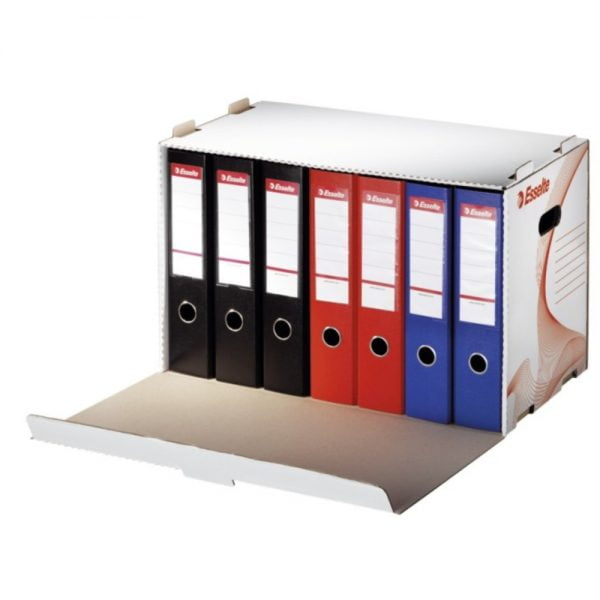 Container arhivare bibliorafturi ESSELTE Standard deschidere laterala