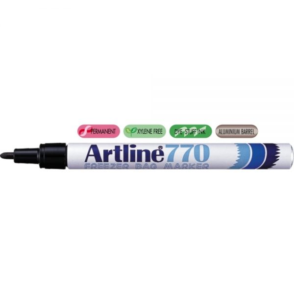 Marker produse congelate ARTLINE 770 Freezer Bag