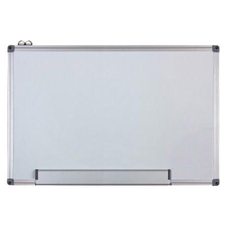 Tabla magnetica 120 x 300 cm, cu rama din aluminiu, Optima