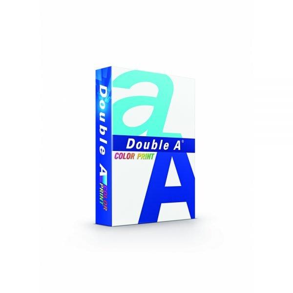 Hartie alba pentru copiator A4, 90g/mp, 500coli/top, clasa A, Double A - Color Print