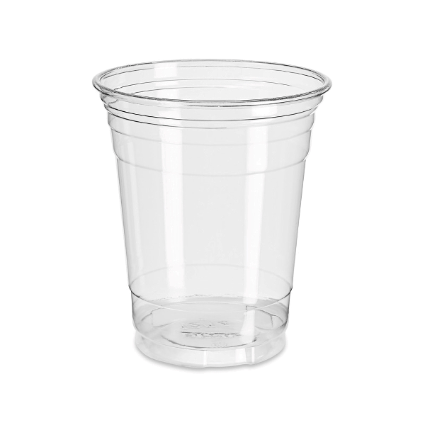 Pahare unica folosinta transparente, 500 ml, 50 bucati/set