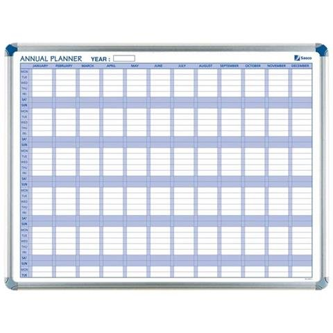 Planner anual 60x90cm Performance Nobo