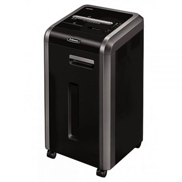 Distrugator documente micro cross-cut 225MI, FELLOWES