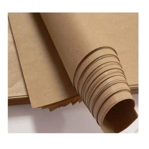 Hartie pentru ambalare kraft, 70 x 100 cm, 60 g/mp