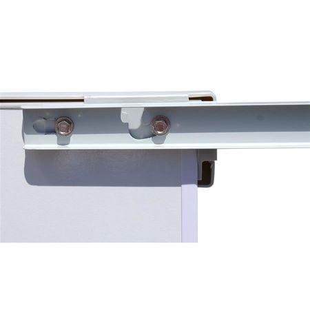 Flipchart magnetic cu brate 68 x 106 cm, Memoboards